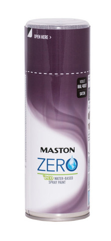 Spraymaali - Maston Zero - Violetti - 400 ml