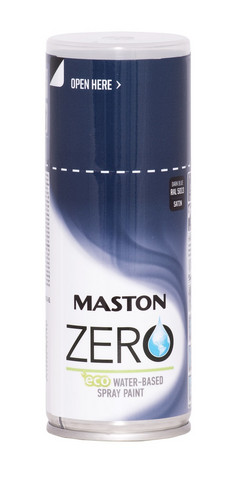Spraymaali - Maston Zero - Tummansininen - 150 ml