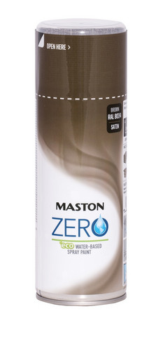 Spraymaali - Maston Zero - Ruskea - 400 ml