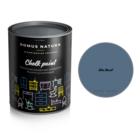 Kalkkimaali - Domus Natura - Chalk Paint - Blue Mussel - Sininen - 250 ml