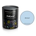 Kalkkimaali - Domus Natura - Chalk Paint - Blue Perennial - Vaaleansininen - 1 litra