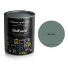 Kalkkimaali - Domus Natura - Chalk Paint - Spruce Green - Vihreä - 250 ml