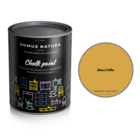 Kalkkimaali - Domus Natura - Chalk Paint - Mimosa Yellow - Keltainen - 1 litra