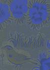 Kiurujen yö -tapetti, Pihlgren ja Ritola, sinivihreä