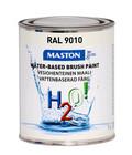 Kalustemaali - Maston H2O! - Valkoinen - 1 l