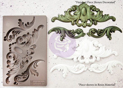Silikonimuotti - Prima Re-Design - Thorton Medallion
