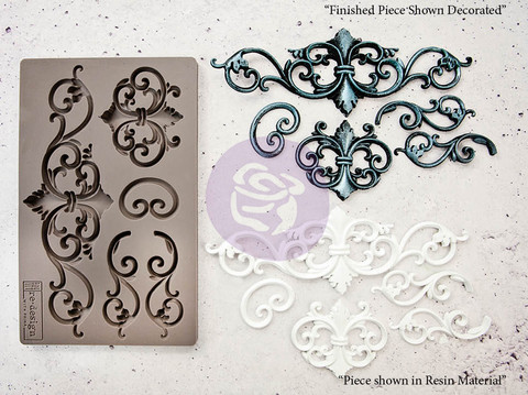 Silikonimuotti - Prima Re-Design Tilden Flourish