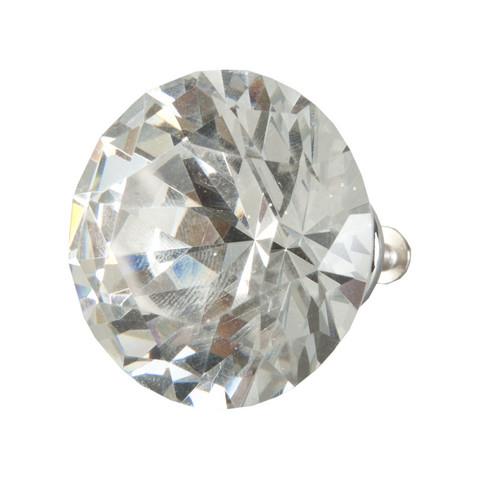 Nuppivedin - Lasia - Iso timantti