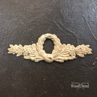 Puukoriste - 17 x 6 cm - WoodUBend 130