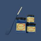 Kalkkimaali - Dixie Belle - Bunker Hill Blue - Bunkerinsininen - 473 ml