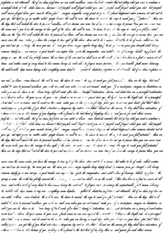 Siirtokuva - Never-Ending Story - 56 x 76 cm - Prima Re-Design