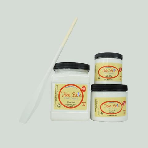 Kalkkimaali - Dixie Belle - Fluff - Nukanvalkoinen - 236 ml