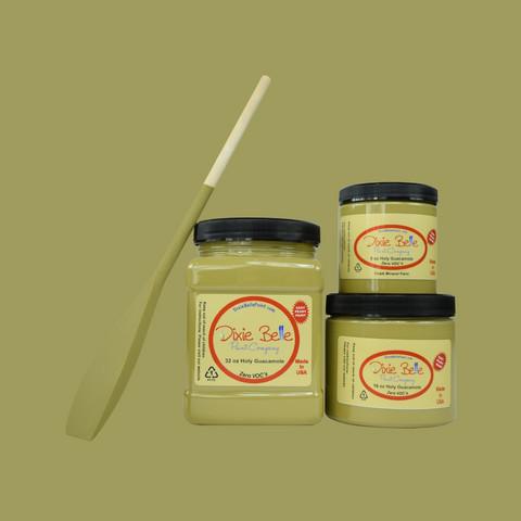 Kalkkimaali - Dixie Belle - Holy Guacamole - Avokadonvihreä - 473 ml