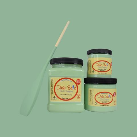 Kalkkimaali - Dixie Belle - Mint Julep - Minttugroginvihreä - 473 ml