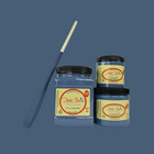 Kalkkimaali - Dixie Belle - Yankee Blue - Jenkinsininen - 236 ml