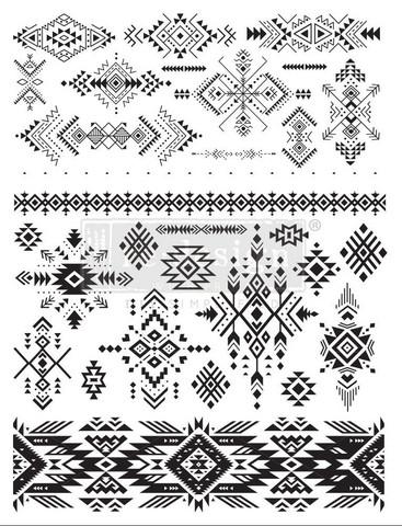 Siirtokuva - Folk I - 60 x 76 cm - Prima Re-Design