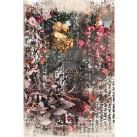 Decoupage-arkki - Redesign Mulberry Tissue - Iva
