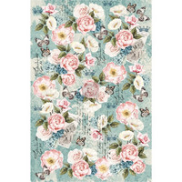 Decoupage-arkki -  Zola - Prima Redesign Decor Tissue Paper