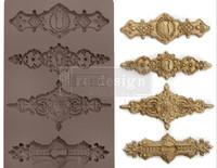 Silikonimuotti - Prima Re-Design - Tulumn Keyholes