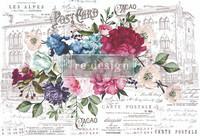 Siirtokuva - Imperial Garden - 111 x 76 cm - Prima ReDesign