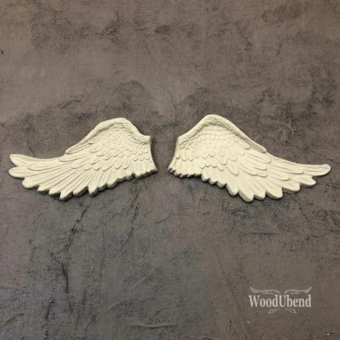 Puukoriste - 12 x 6 cm - WoodUBend 1206