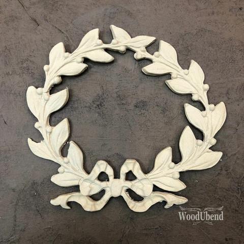 Puukoriste - 20 cm -  WoodUBend 1457