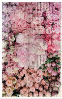 Decoupage-arkki - Flower Market - Prima Redesign Decor Tissue Paper