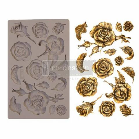 Silikonimuotti - Prima Re-Design - Fragrant Roses