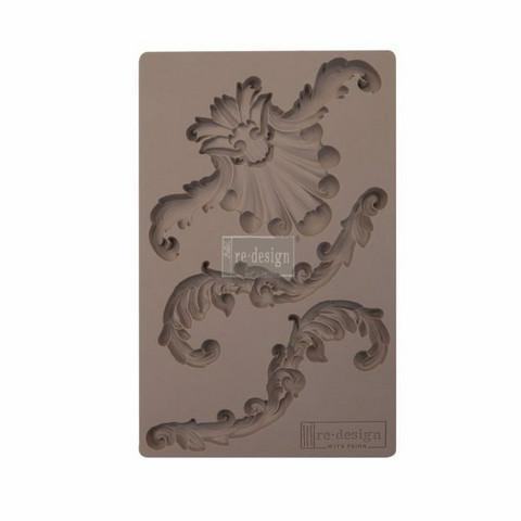 Silikonimuotti - 20x13 cm - Prima Re-Design - Greco Crest