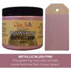 Kalkkimaali - Dixie Belle Moonshine Metallic - Pinkki - Rozay