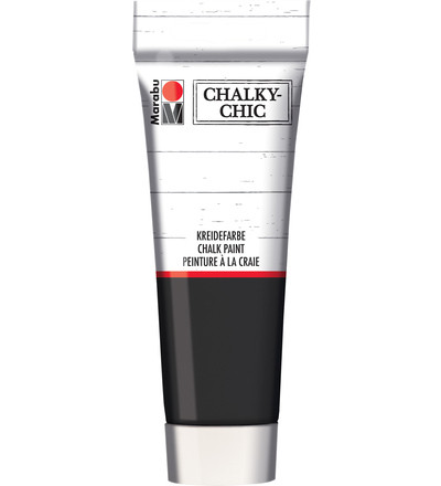 Kalkkimaali - Ebony 175 - ChalkyChic - 100 ml