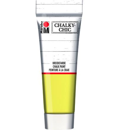 Kalkkimaali - Keltainen 113 - ChalkyChic - 100 ml
