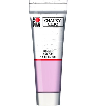 Kalkkimaali - Powder pink 134  - ChalkyChic - 100 ml