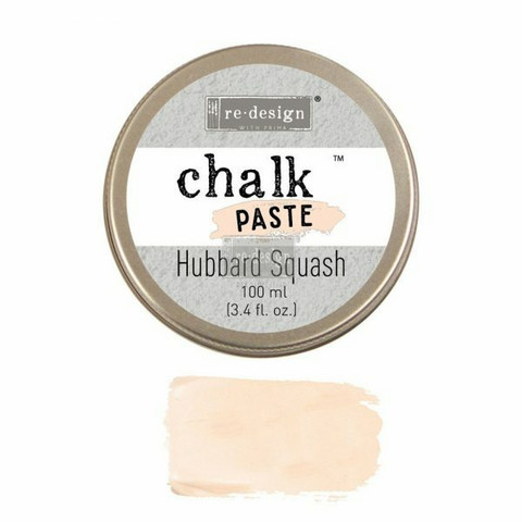 Kalkkitahna - Keltainen - Hubbard Squash - Chalk Paste Prima Re-Design