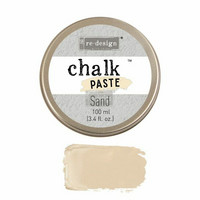 Kalkkitahna - Vaaleanruskea - Sand - Chalk Paste Prima Re-Design