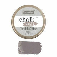 Kalkkitahna - Tummanruskea - Turkish Coffee - Chalk Paste Prima Re-Design