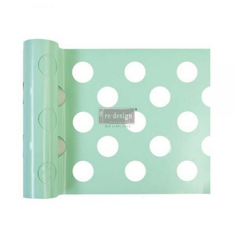 Tarrasabluuna - Pallot - Prima Re-design Stick & Style - Multi-Large Dot