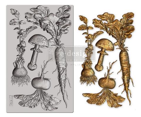 Silikonimuotti - 20x13 cm - Prima Re-Design - Vintage Roots