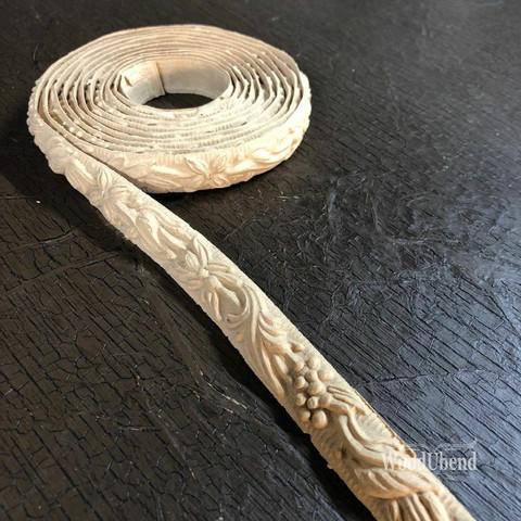 Puukoristerulla - 1,4 x 212 cm - WoodUBend TR45