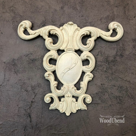 Puukoriste - 24 x 20 cm - WoodUBend 1301