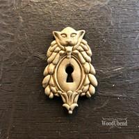 Puukoriste - 5 x 3 cm - WoodUBend 988