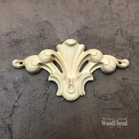 Puukoriste - 16,5 x 9 cm - WoodUBend 1385