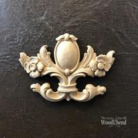Puukoriste - 11 x 8 cm - WoodUBend 1790