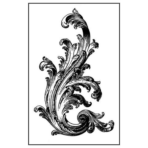 Leimasin - Victorian Volute
