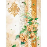 Decoupage-arkki - Flowers For You Oche