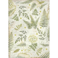Decoupage-arkki - Leaves