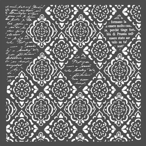 Sabluuna - Wallpaper Rhombus and Writtings