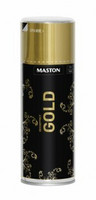 Spraymaali - Kulta - Maston Decoeffect Gold - 400 ml