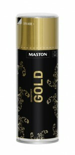 Spraymaali - Kulta - Maston Decoeffect Gold - 400 ml