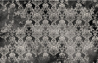 Decoupage-arkki - Dark Damask - Prima Redesign Decor Decoupage Paper